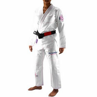 Boa Deusa Ladies BJJ Gi White