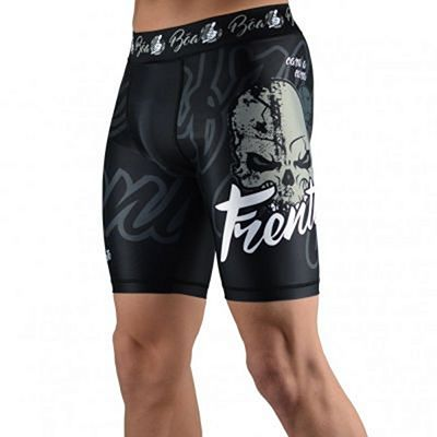 Boa Frente 2.0 Compression Shorts Negro