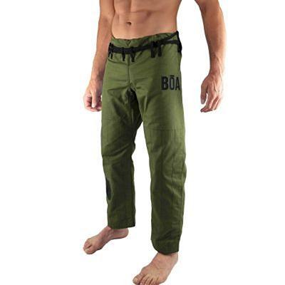 Boa Luta Livre Pants Esportiva V2 Zöld