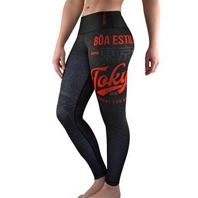 Boa Tokyo Women Leggings Noir