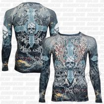 Btoperform Skull Cross FX106 Gris