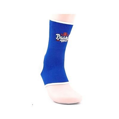 Buddha Ankle Support Muay Thai Blue