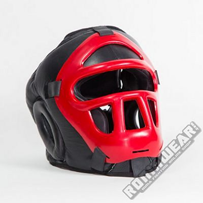 Buddha Protective Headguard With Removable Face Mask