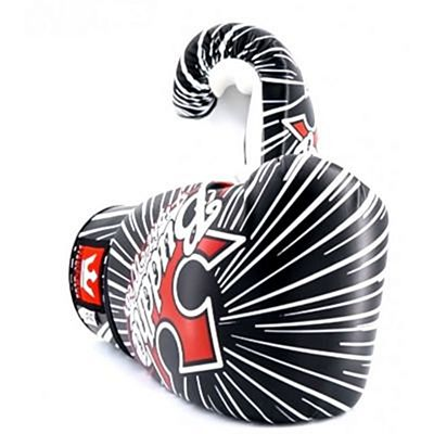 Buddha Century Boxing Gloves Black