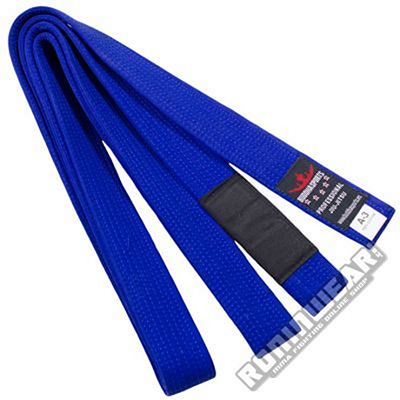 Buddha Sports BJJ Belt Kék