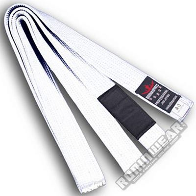 Buddha Sports BJJ Belt White