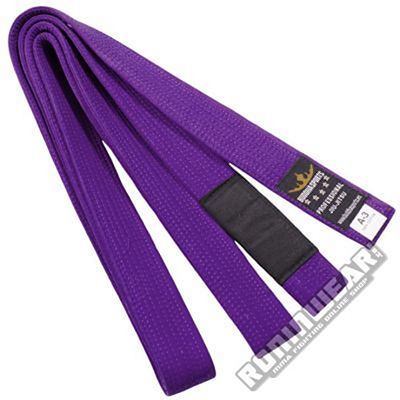 Buddha Sports BJJ Belt Lila
