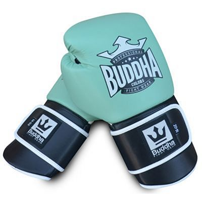 Buddha Colors Boxing Gloves Green