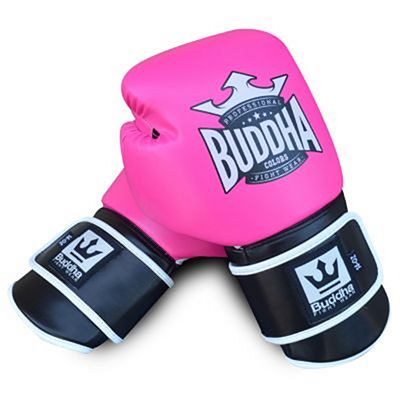 Buddha Colors Boxing Gloves Pink