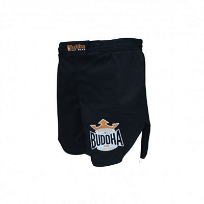 Buddha D-Luxe MMA Shorts Black