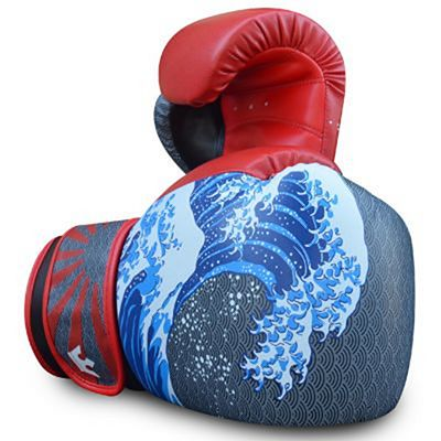 Buddha Fantasy Tsunami 2.0 Boxing Gloves Blue-Red