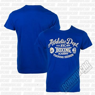 Buddha Gold T-shirt Blue