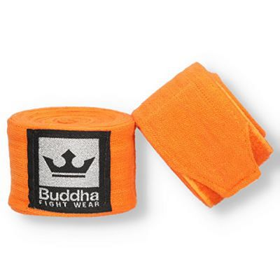 Buddha Handwraps 450cm Orange