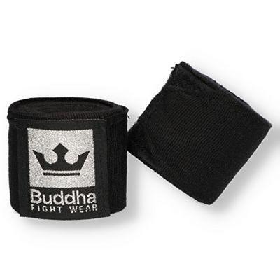 Buddha Handwraps 4.5m Noir