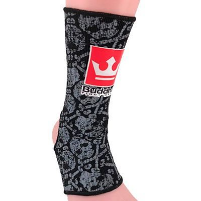 Buddha Mexican Ankle Supports Black