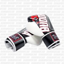 Buddha Millenium Boxing Gloves Black-White
