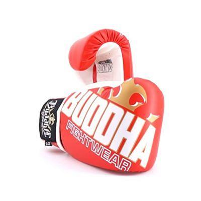 Buddha Millenium Boxing Gloves Rosso