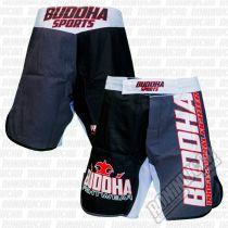 Buddha MMA Shorts Extra Millenium Grau