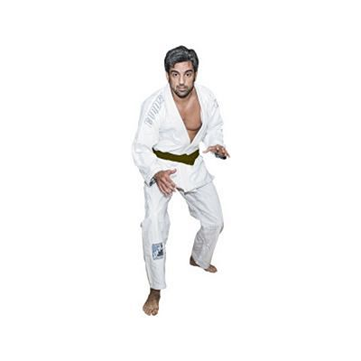 Buddha One Ultralight BJJ GI Tara-Manchado Blanco