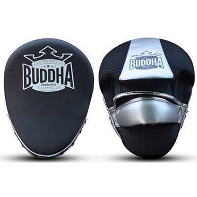 Buddha Premium Curved Focus Mitts Black