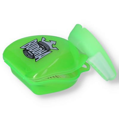 Buddha Professional Boxing Mouthguard Green