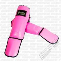 Buddha Professional Shinguards Rosa