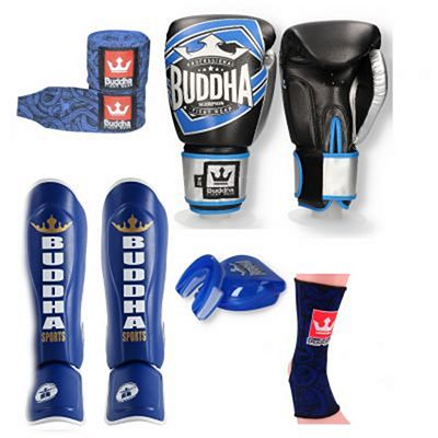Buddha Scorpion Kickboxing Starter Pack Blue