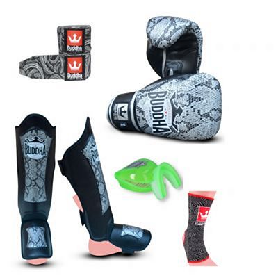 Buddha Snake Kickboxing Starter Pack Silver