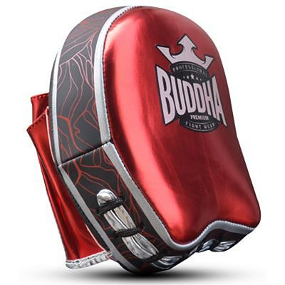 Buddha Special Boxing Precision Mitts Piros