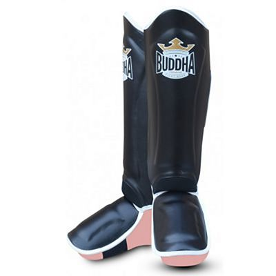 Buddha Special Shinguards Black
