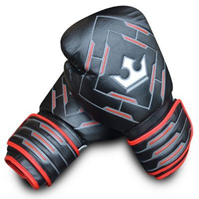 Buddha Spider Future Boxing Gloves Black