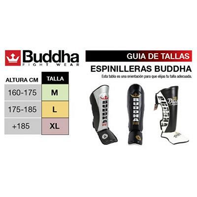 Buddha Top Premium Shinguards Rot