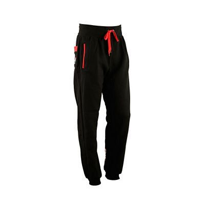 Buddha Training Hard Pants Black