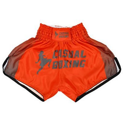 Casual Boxing Thai Short Sport Arancione