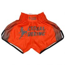 Casual Boxing Thai Short Sport Naranja