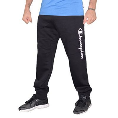 Champion Cotton Trackpants 212080 Preto