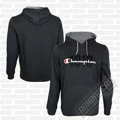 Champion Fall Fleece Cinza
