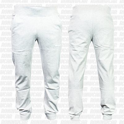 Champion Light Cotton Track Pants Cinza