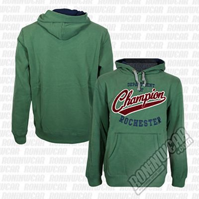 Champion Peached Fall Fleece Verde