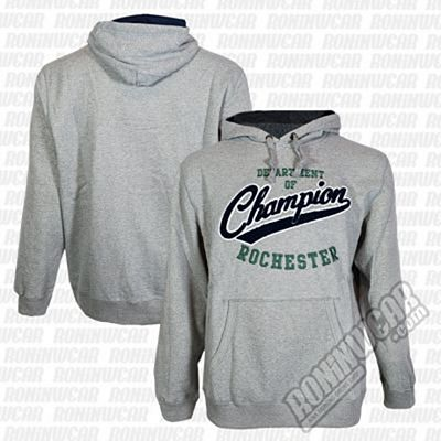 Champion Peached Fall Fleece Cinza