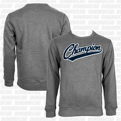 Champion Peached Fall Fleece Cinza-Azul