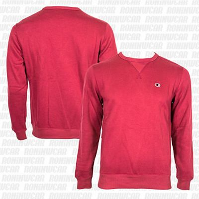 Champion Soft Light Fleece Melange Vermelho
