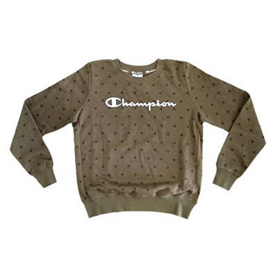 Champion Women Sweat Verde