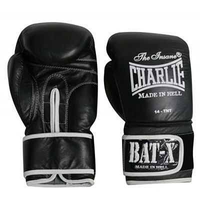 Charlie Boxing Bat-X Black