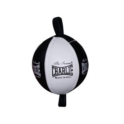 Charlie Boxing Double End Ball 16cm White-Black