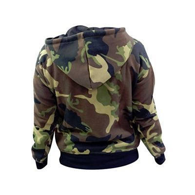 Charlie Boxing Jungle Hoodie Camo