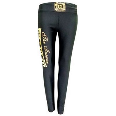 Charlie Boxing Ladies Leggings Negro