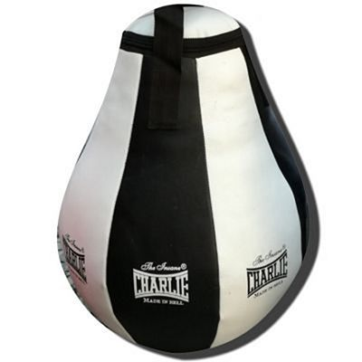 Charlie Boxing Maize Heavy Bag 24kg Vit-Svart