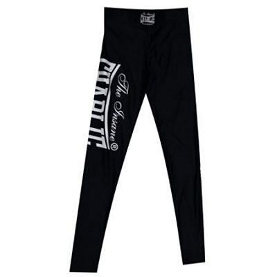 Charlie Boxing Spats Schwarz