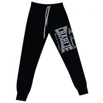 Charlie Boxing Track Pant Schwarz-weiß